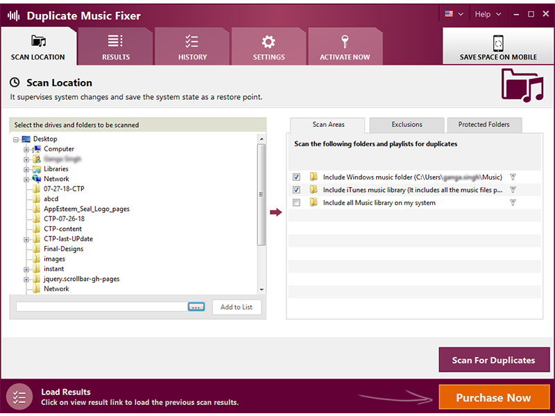 Duplicate Music Fixer Shareware