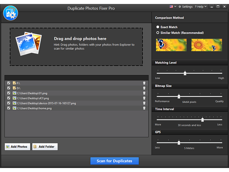 Windows 7 Duplicate Photos Fixer 1.1.1086.6699 full