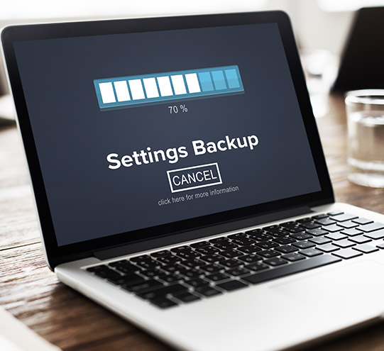 Backup important files with Advance System Optimizer