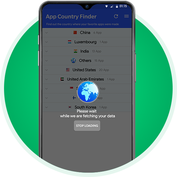 Country Finder