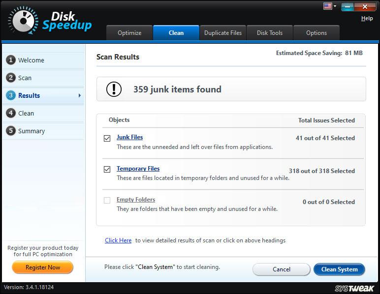 hard disk scan and repair