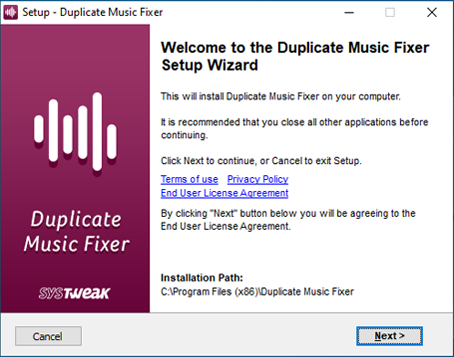 Duplicate Music Fixer