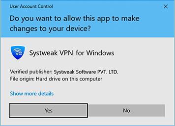 Systweak VPN