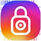 Locker for Insta Social App logo