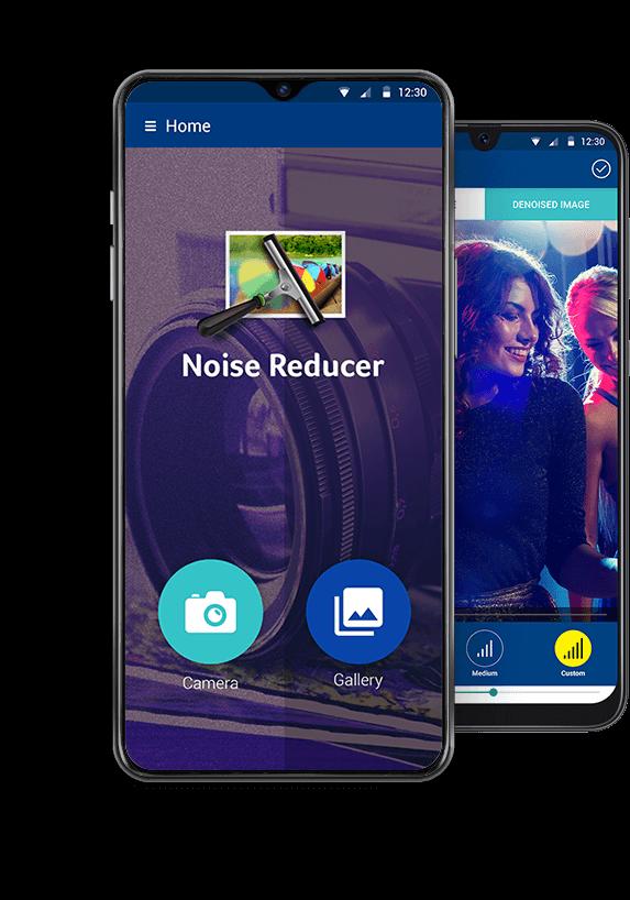 app to fix grainy pictures