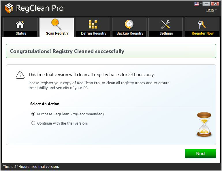 registry power cleaner