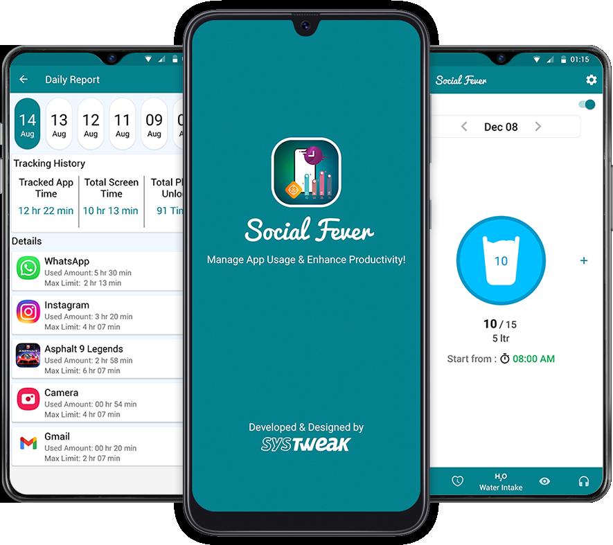app that tracks social media usage