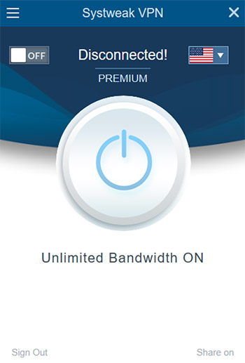 Enable Unlimited Bandwidth