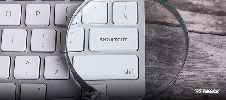 10 Handy Mac OS X Keyboard Shortcuts