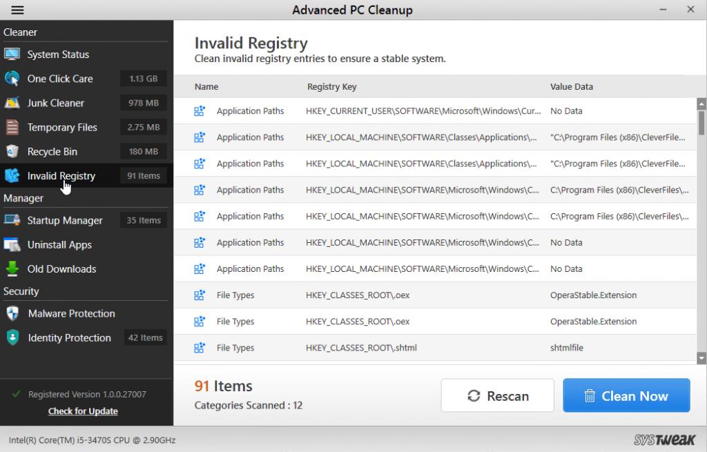 8 Best Registry Cleaner Software For Windows 10 8 7