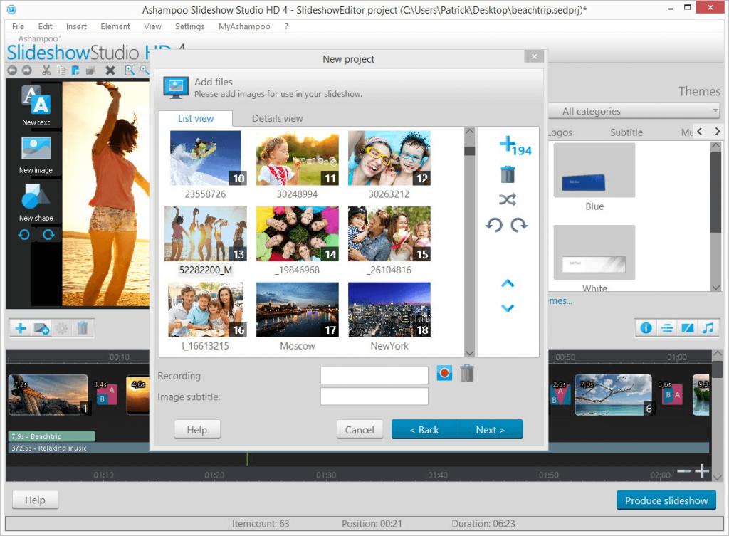 Best Free Photo Slideshow Software For Windows