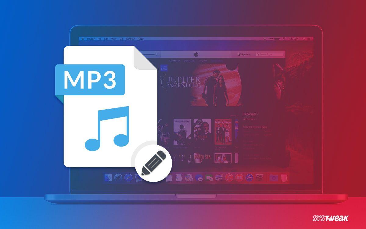free mp3 tag editor mac os x