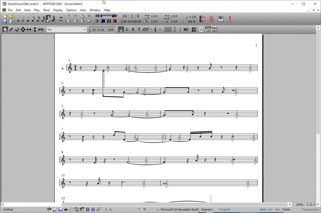 Notation Composer For Windows 10queentree
