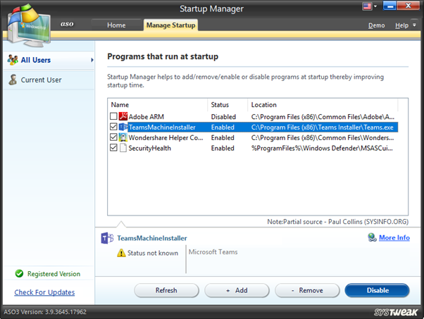 8 Best Free Startup Manager Tools For Windows Pc
