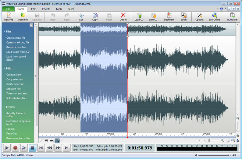 10 Best Free Audio Editing Software For Windows 2021