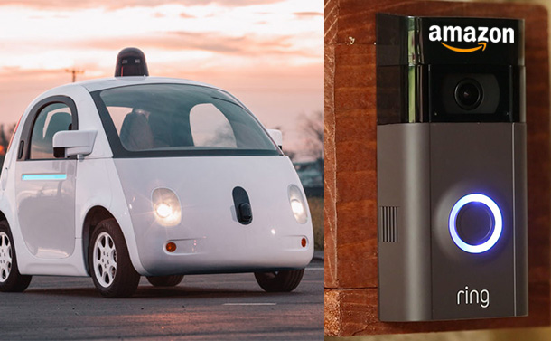 Newsletter: Why Amazon Acquires Doorbell Company & Autonomous Cars Need To Be Hacker-Proof By Law