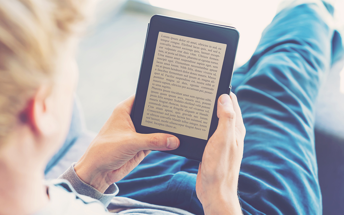 Best E-Readers For Bibliophiles in 2020