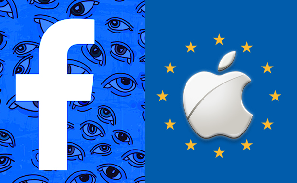 Newsletter: Facebook's War Against Fake Accounts & Apple Updates Privacy Controls To Follow Europe's New Law