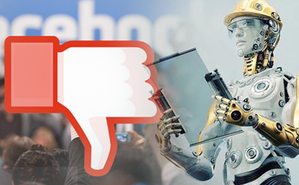 NEWSLETTER: Facebook Tarnished By Shoddy Security & Robots In Construction