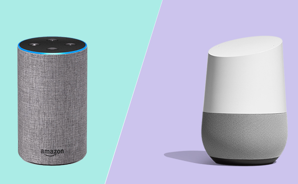 Amazon Echo Vs Google Home