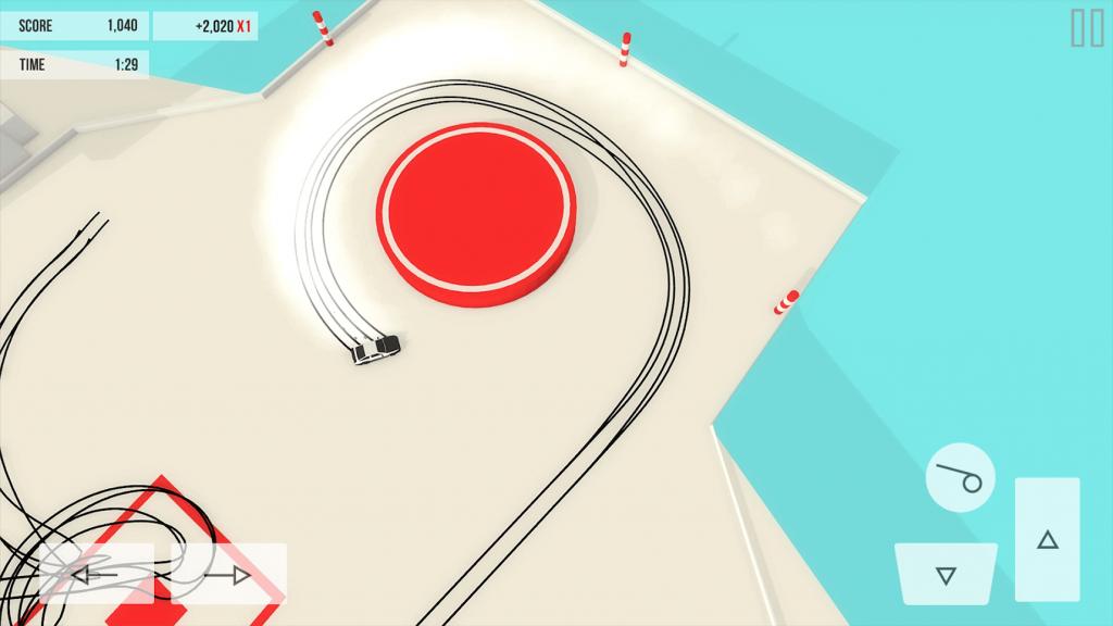 Game balap offline Absolute Drift