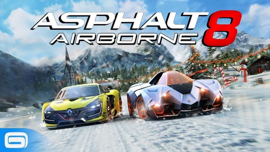 Asphalt 8 Airborne- offline driving game