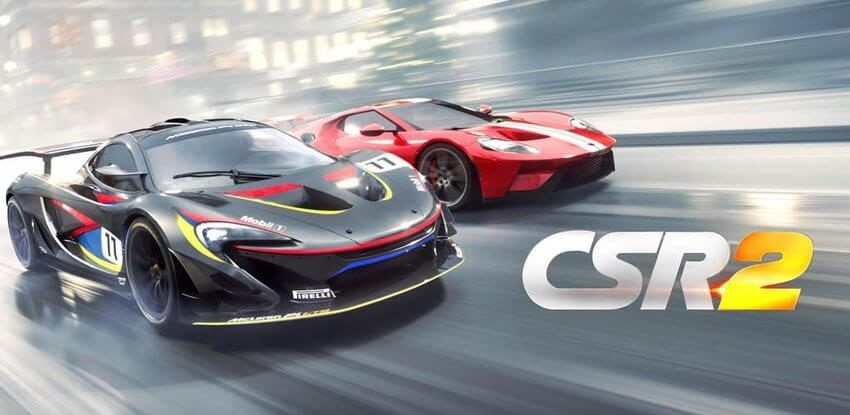 CSR Racing 2- Game balap Android