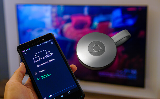 How to Play Android or iPhone Games on Big Screen Using Chromecast