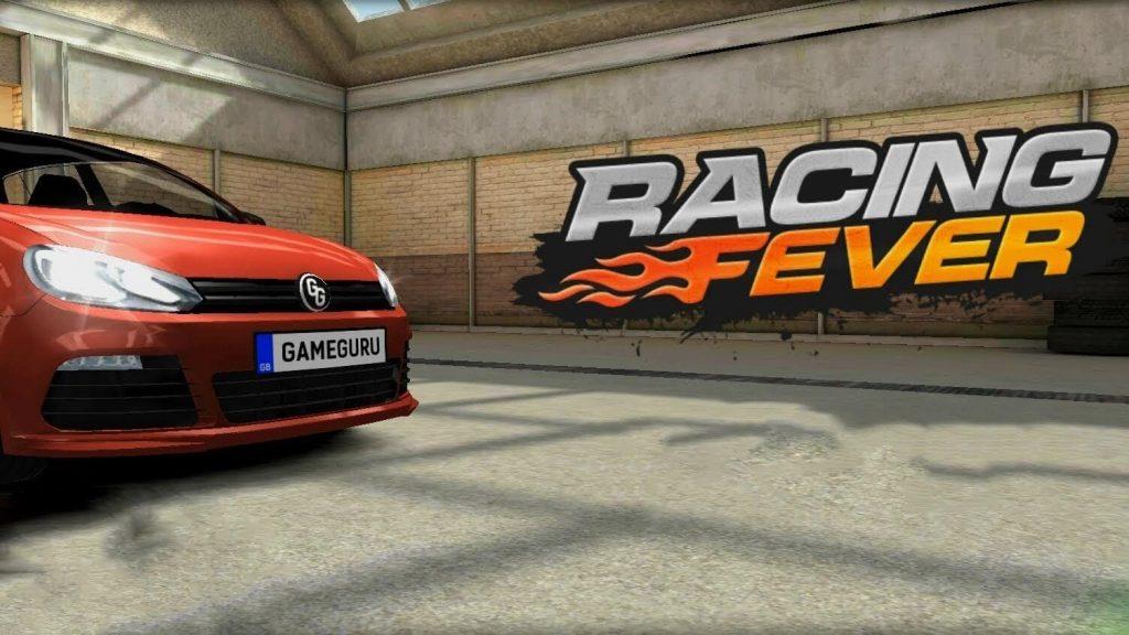 Racing Fever Android game mengemudi