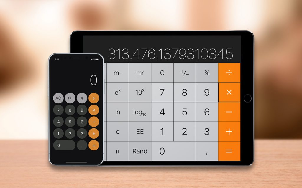 Best Calculator For Ipad And Iphone