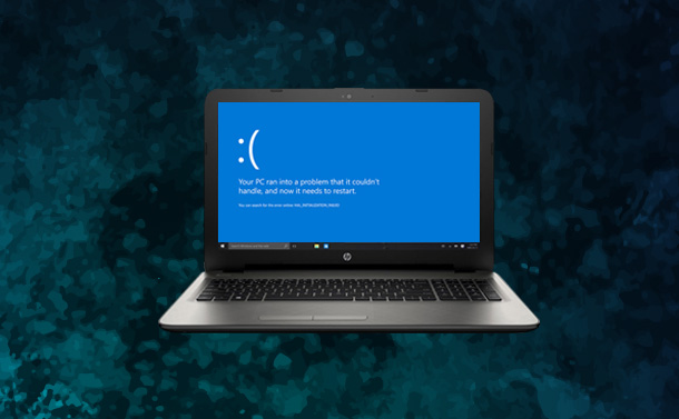 Ways To Fix Machine Check Exception BSOD On Windows 10
