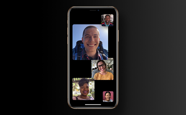 How to Use Group FaceTime on your iPhone Running iOS 12.1?