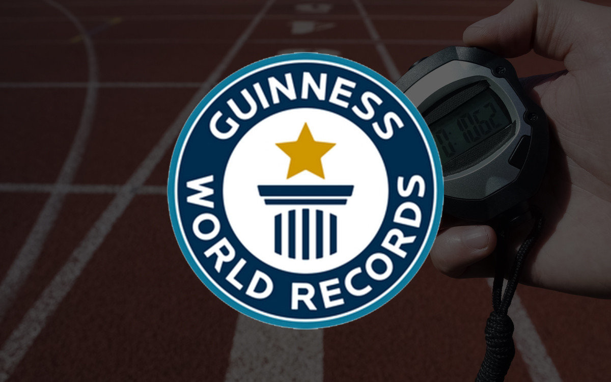Friday Essentials: Crazy Guinness World Record You Can Beat In 2021