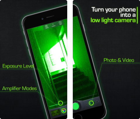 Top 10 Night Vision Apps For Android And Ios