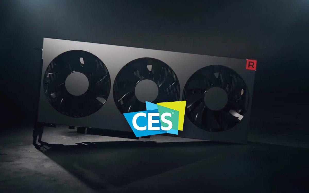AMD At CES 2019 With Radeon VII 7th Gen GPU