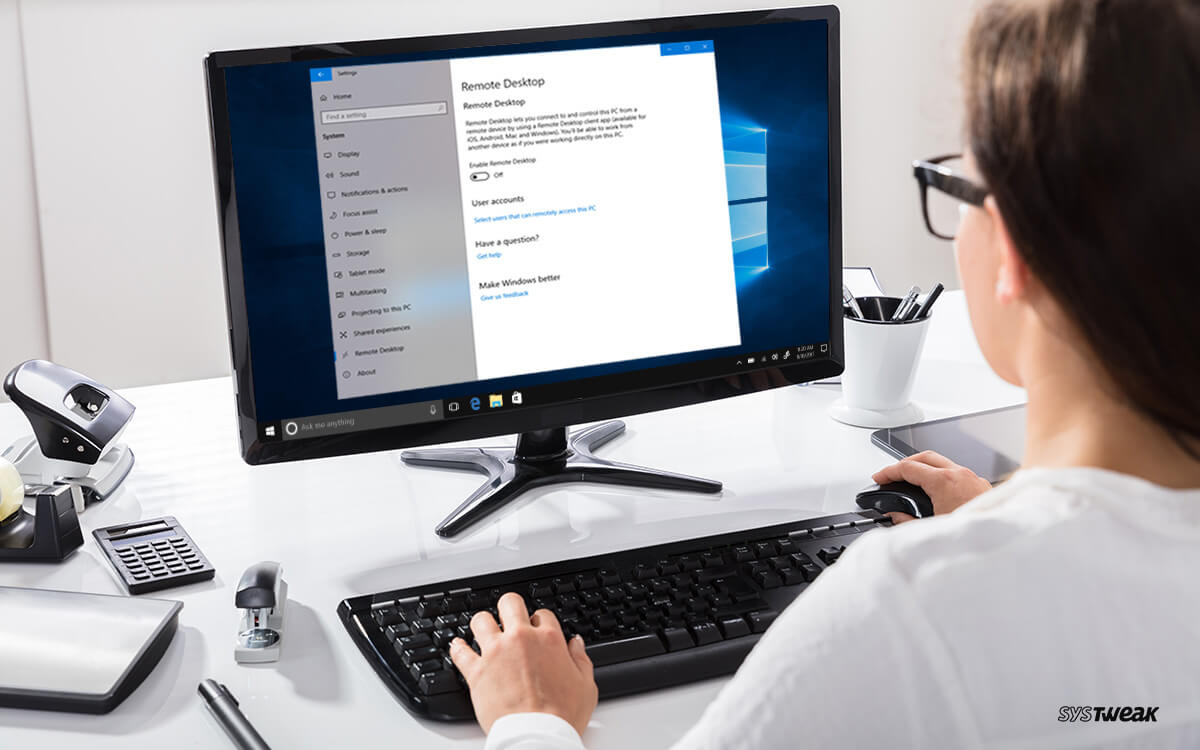 Steps to Enable & Disable Remote Assistance in Windows 10