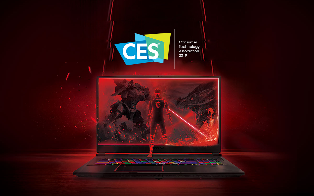 CES 2019: Things Get Real For Gaming Enthusiasts As MSI GE75 Raider Gets Unleashed