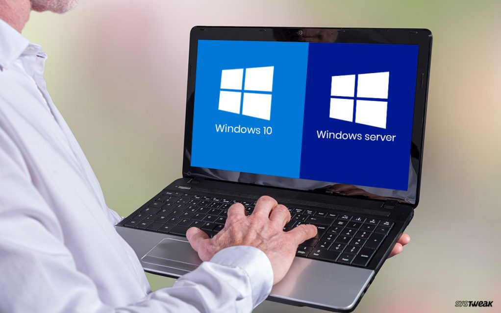 Difference Between Windows & Windows Server