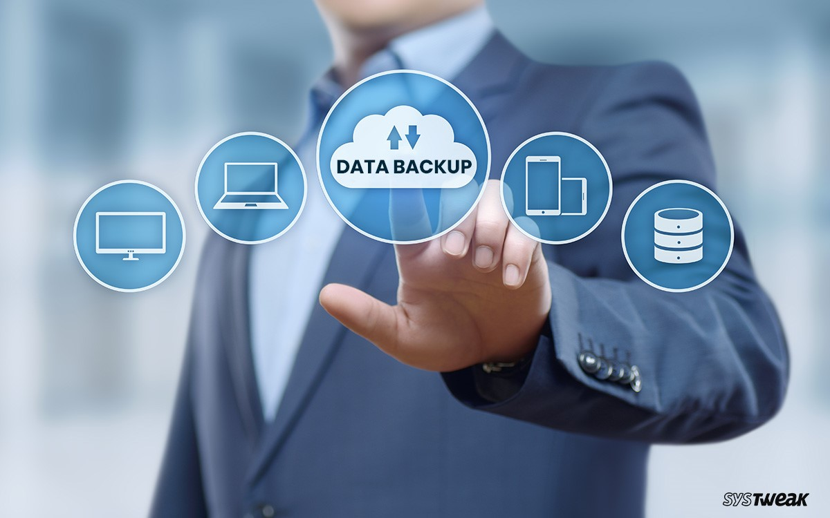 Data Backup, Do it the Right Way!