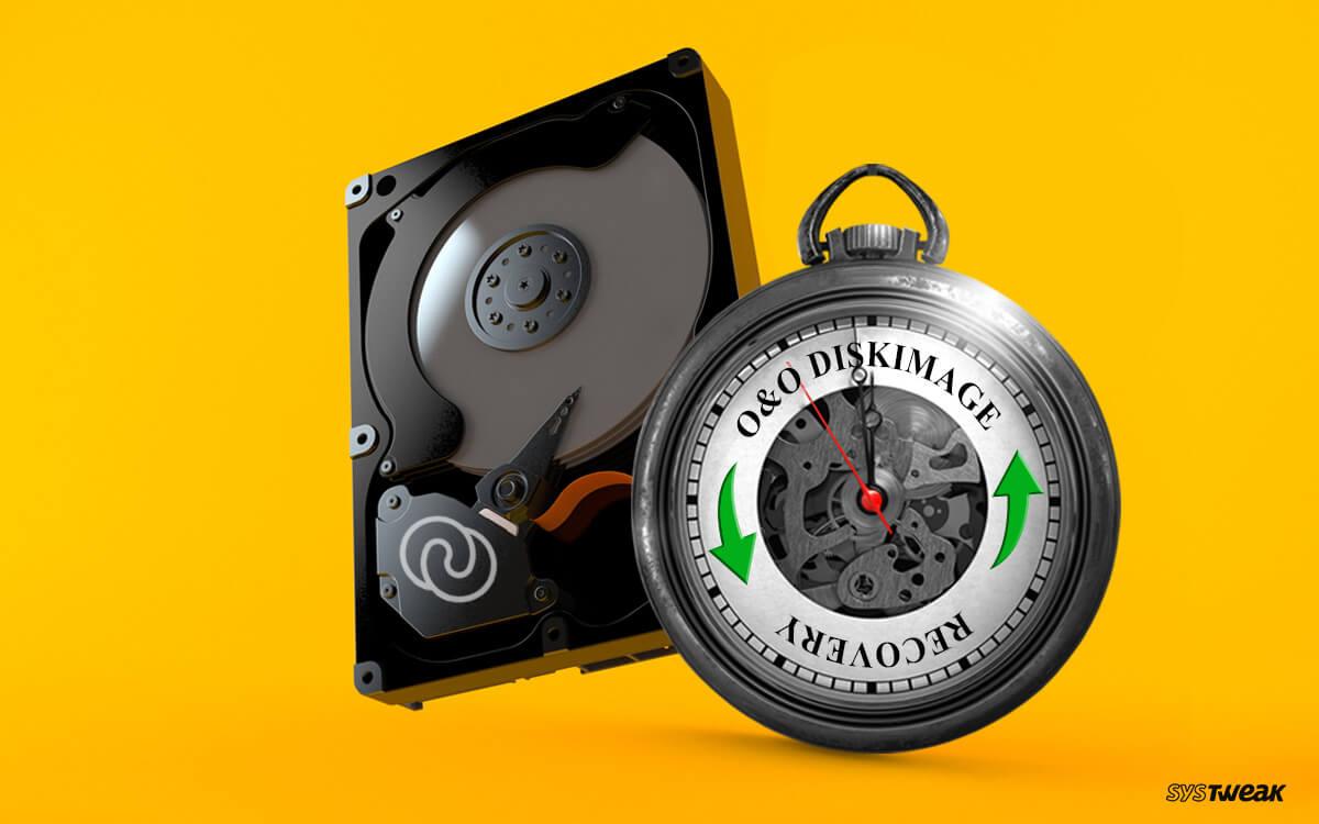 O&O DiskImage Backup Software for Windows: Backup & Restore OS/Files Made Simple!