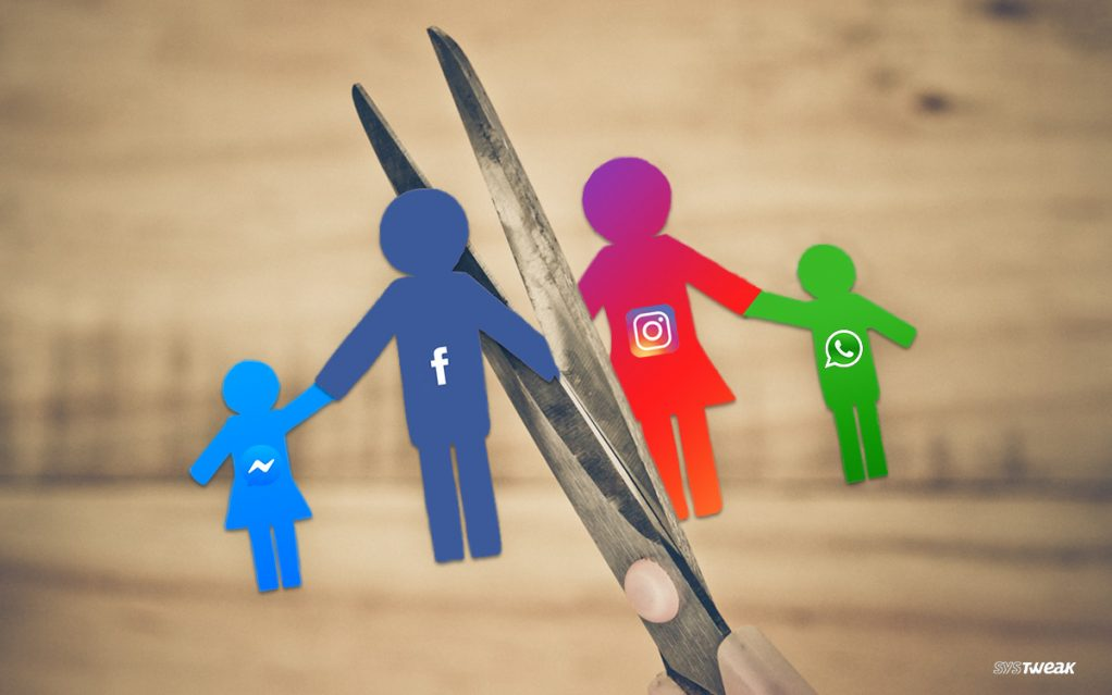 What Can Happen To Social Media If Facebook's Business Is Split?