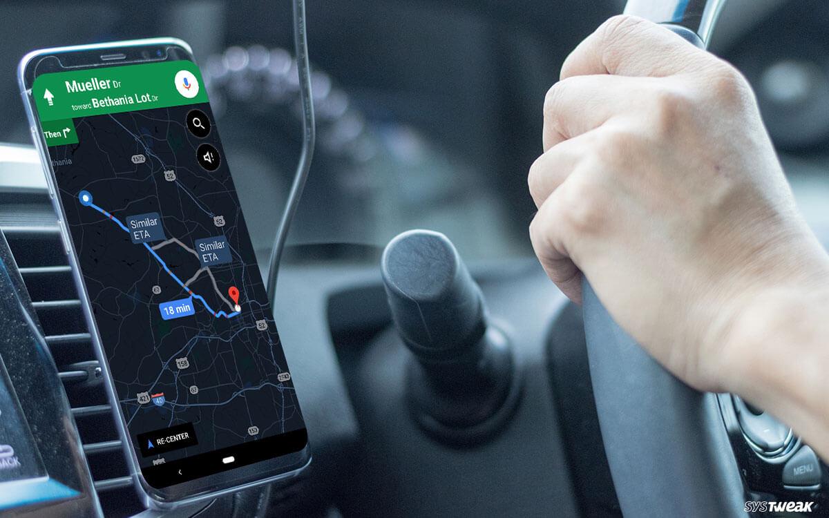 Google Maps Lets You Enable Permanent Dark Mode For Easy Navigation!