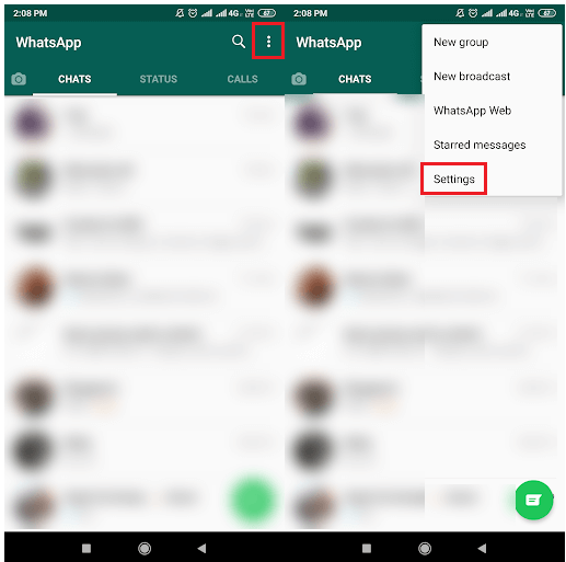 How To See Whatsapp Status Without Them Knowing On Android