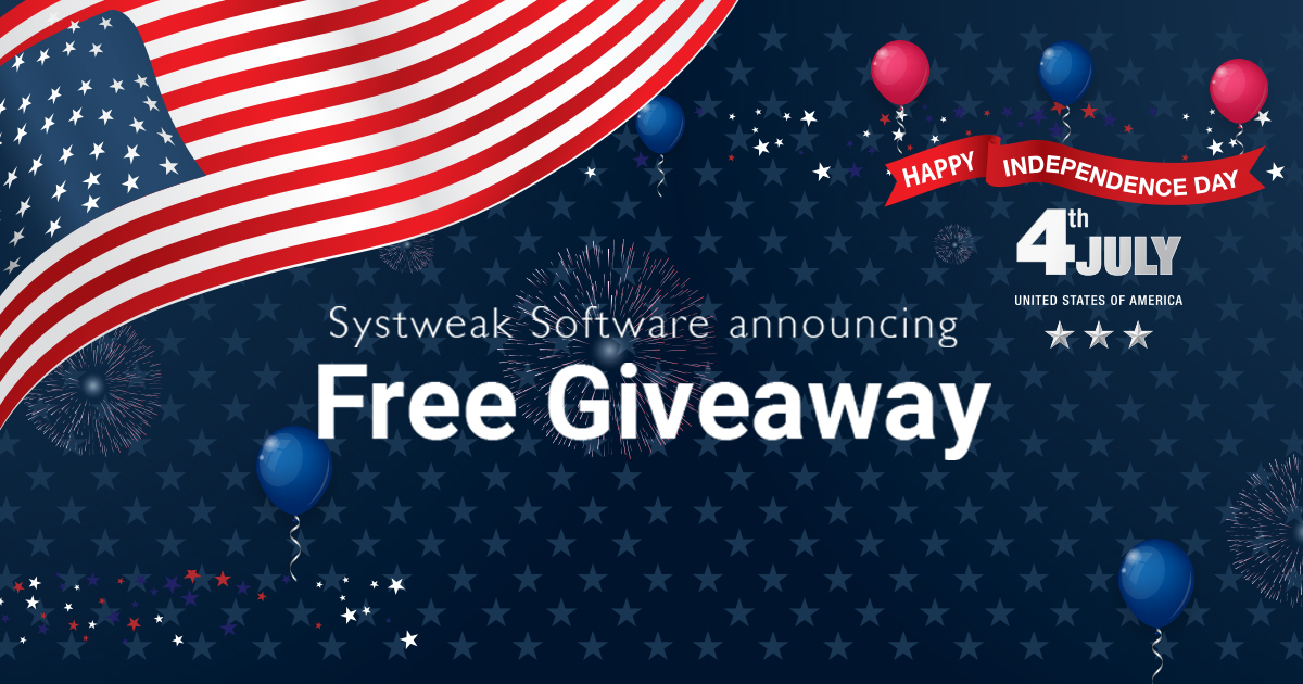Independence Day Giveaway Offer 2019