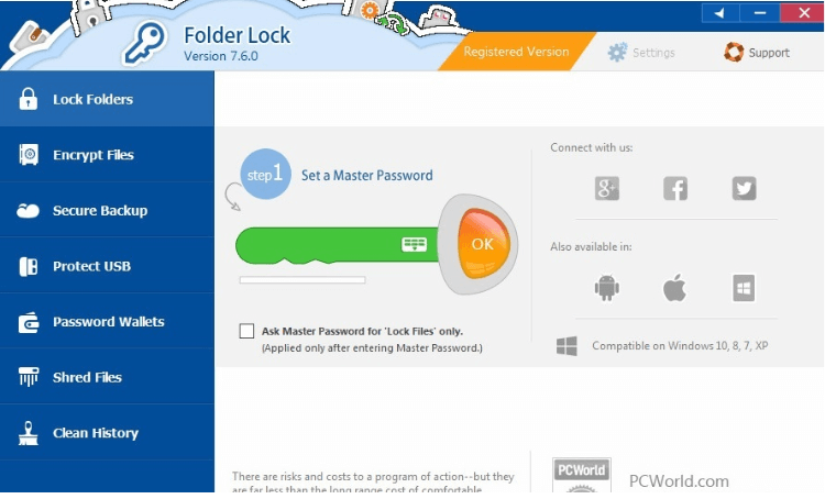 folder lock for windows 8.1 free download full version