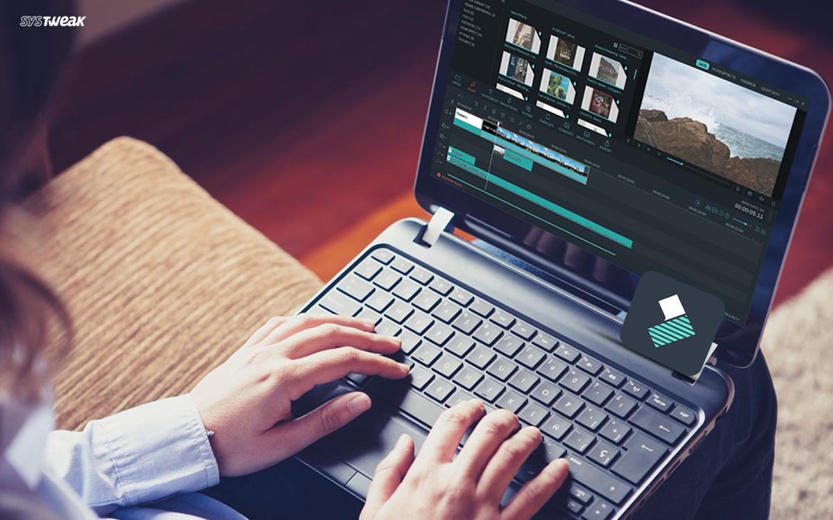 Create & Edit Videos With Wondershare Filmora Video Editor