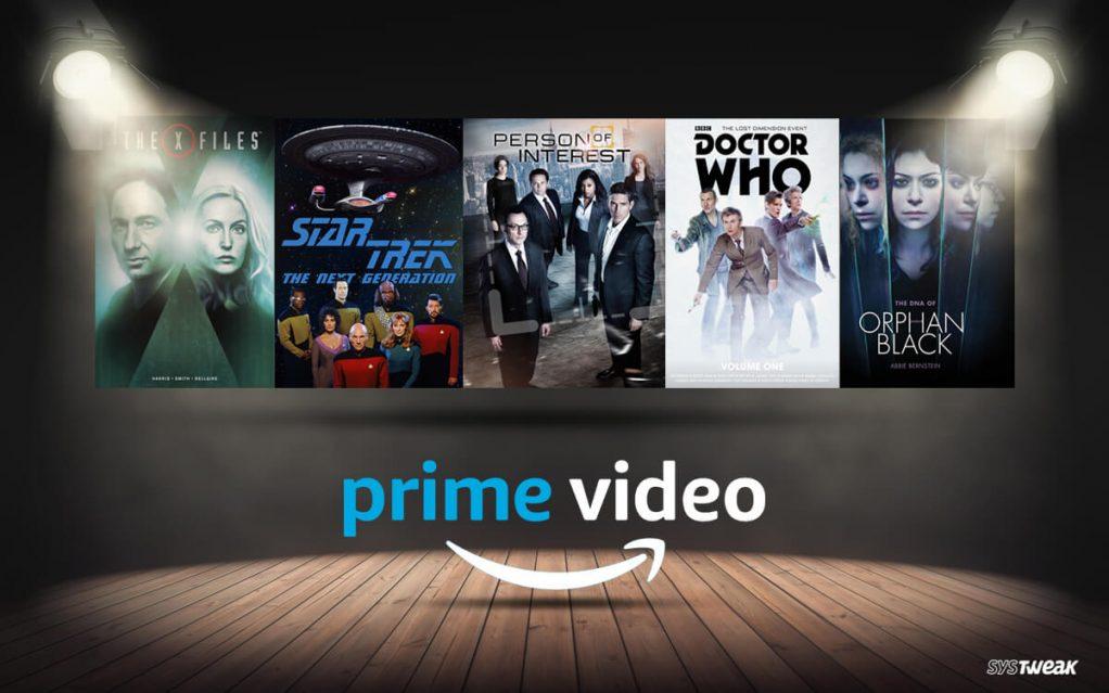 Best Mind-Bending Sci-fi Series On Amazon Prime