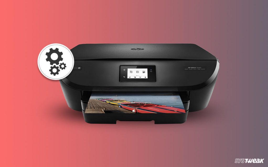 How to Download HP Envy 5540 Driver