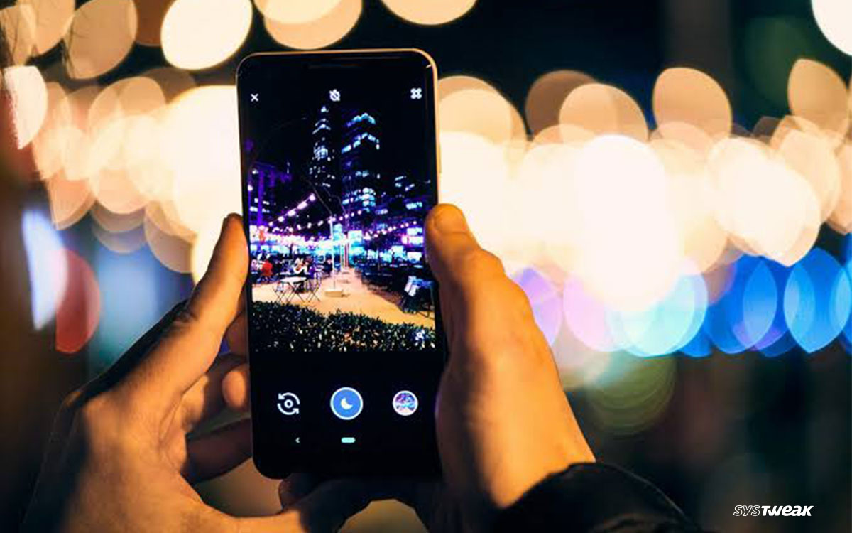 How To Use Night Sight Feature In Pixel Devices