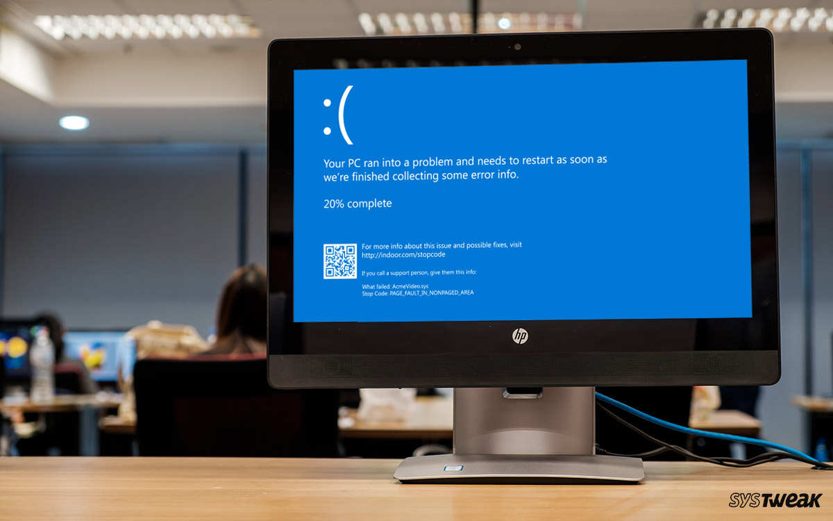 "Are You Hit With ""Unmountable Boot Volume"" Windows 10 Error? Here's How You Can Fix It"
